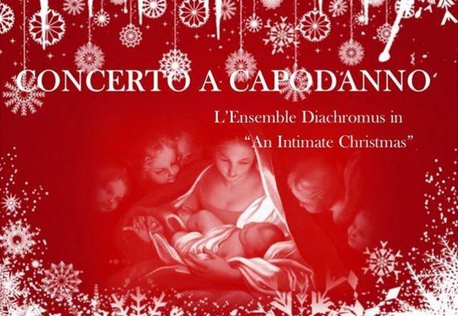 copertina evento concerto a capodanno dell'Ensemble Diachromus